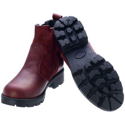 Ботинки для девочек 558 | фото 4