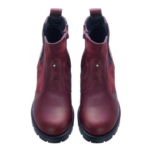 Ботинки для девочек 559 | Детская обувь оптом и дропшиппинг