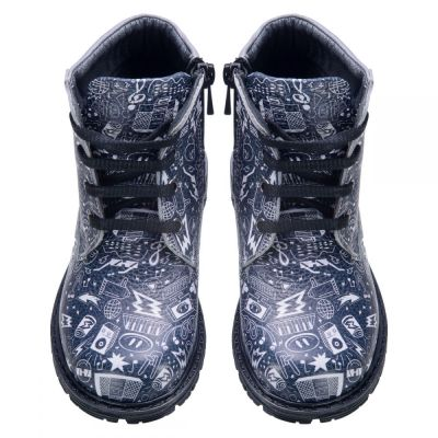 Ботинки для девочек 564 | фото 2