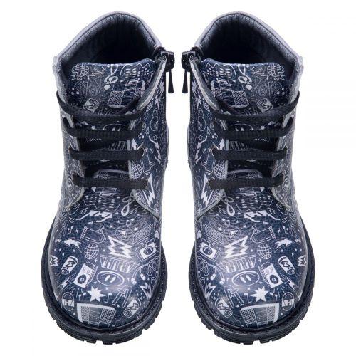 Ботинки для девочек 564 | Детская обувь 13,7 см оптом и дропшиппинг