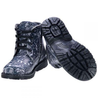 Ботинки для девочек 564 | фото 4