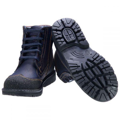 Ботинки для мальчиков 566 | Высокая детская обувь оптом и дропшиппинг