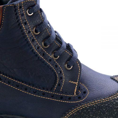 Ботинки для мальчиков 566 | Детская обувь 19,6 см оптом и дропшиппинг