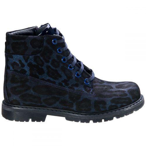 Ботинки для девочек 569 | Текстильная детская обувь оптом и дропшиппинг