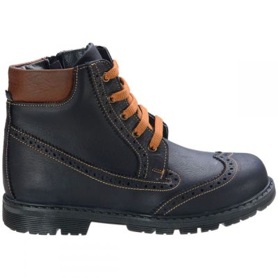 Ботинки для мальчиков 572 | Осенняя детская обувь 17,8 см