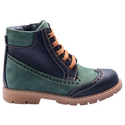 Ботинки для мальчиков 575 | Осенняя детская обувь 17,8 см
