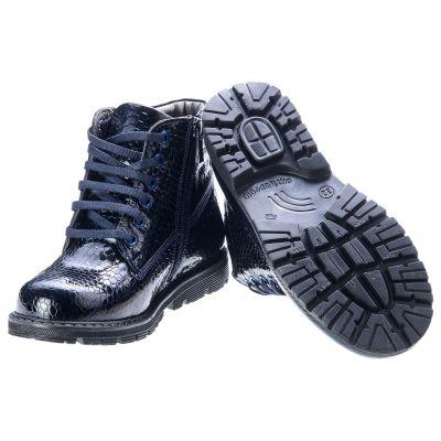 Ботинки для девочек 582 | фото 4