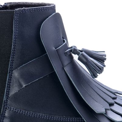 Ботинки для девочек 583 | фото 3