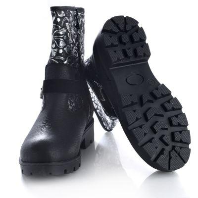 Зимние сапоги для девочек 589