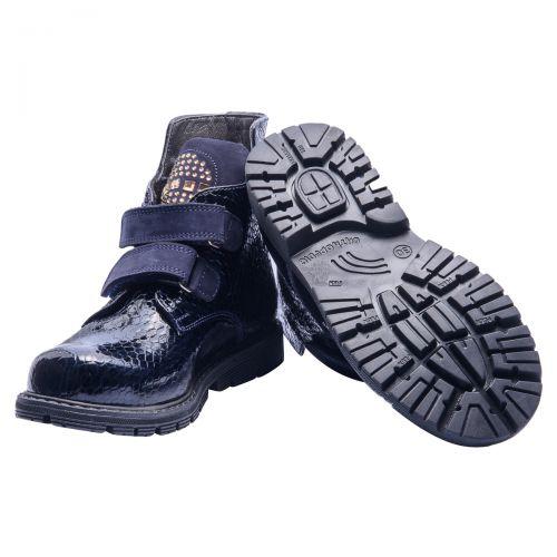 Черевики для дівчаток 596 | Дитяче взуття 18,8 см оптом та дропшиппінг