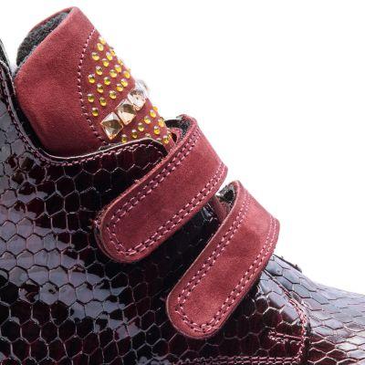 Ботинки для девочек 597 | фото 3