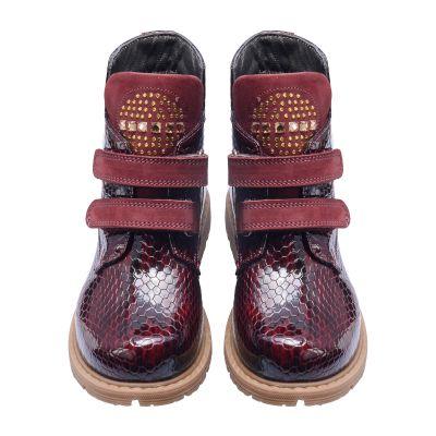 Ботинки для девочек 597 | фото 2