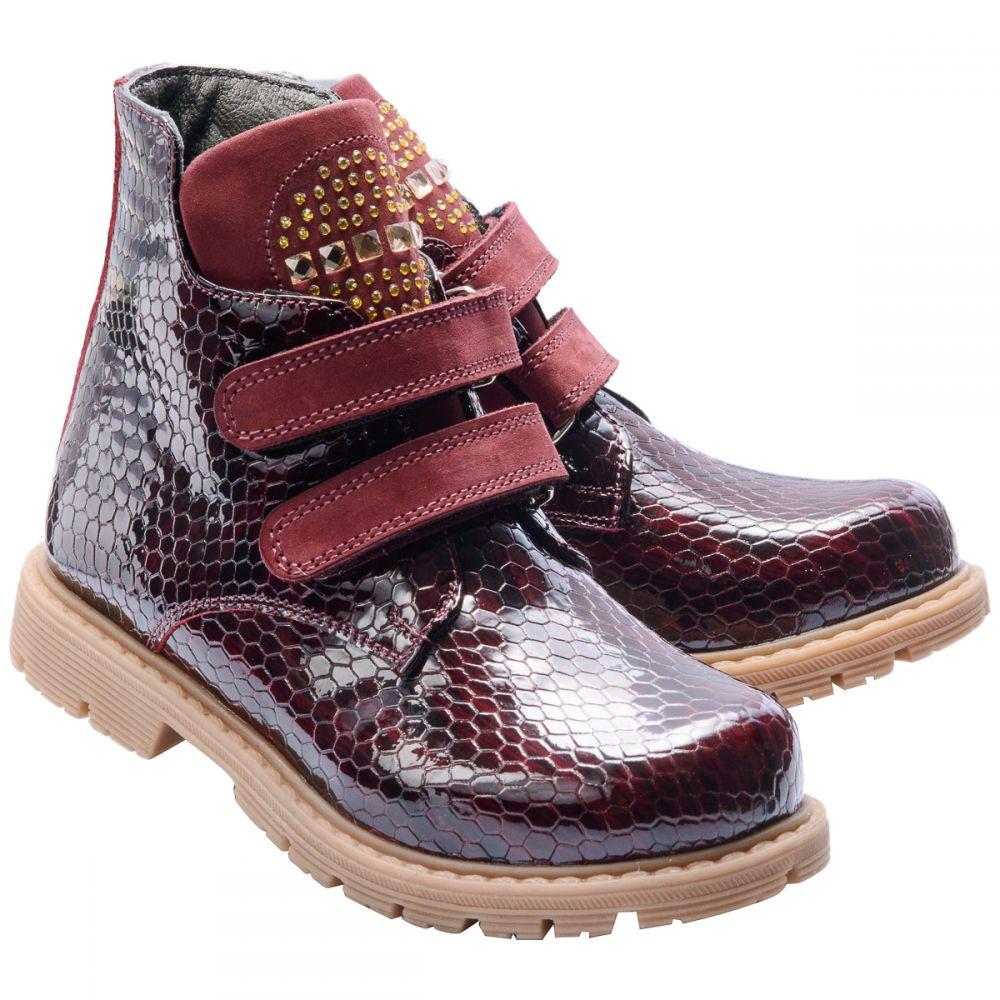 Черевики для дівчаток 597  купити дитяче взуття онлайн a92dbcb37b3b1