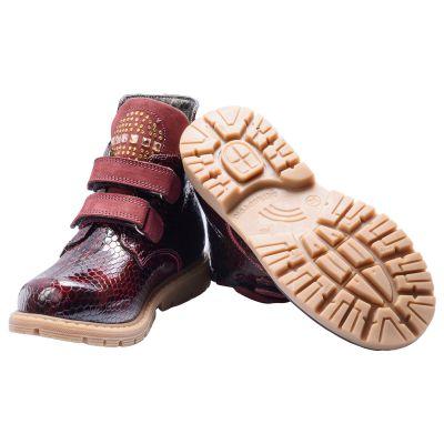 Ботинки для девочек 597 | фото 4