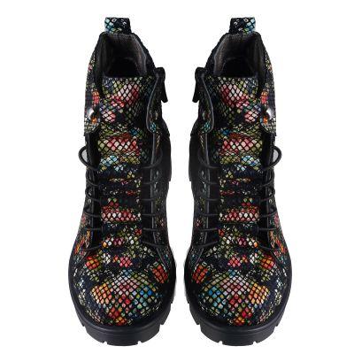Ботинки для девочек 601 | фото 2