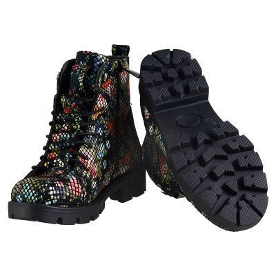 Ботинки для девочек 601 | фото 4