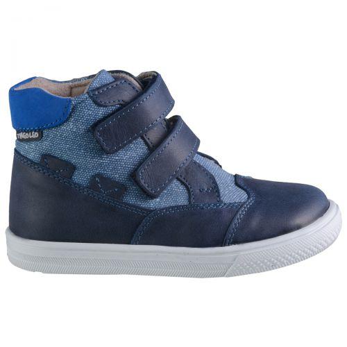 Ботинки для мальчиков 603 | Текстильная детская обувь оптом и дропшиппинг