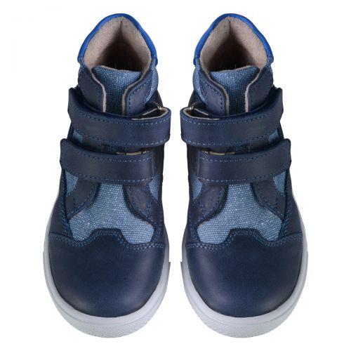 Черевики для хлопчиків 603 | Дитяче взуття 18,8 см оптом та дропшиппінг