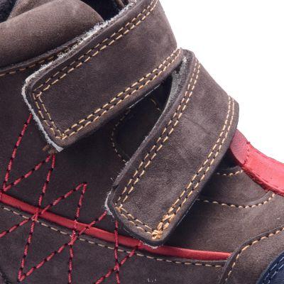 Ботинки для мальчиков 605 | фото 3