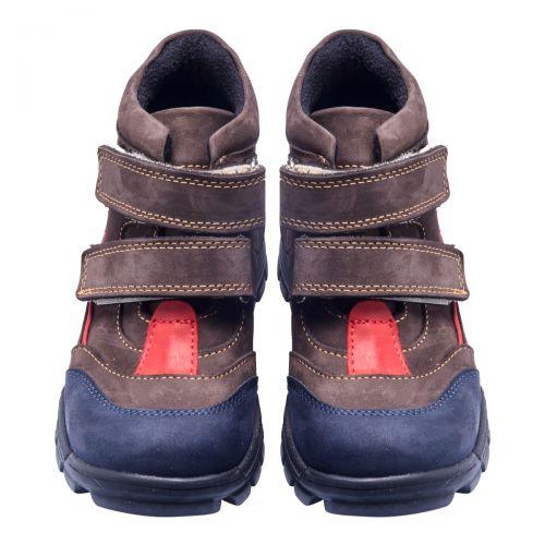 Ботинки для мальчиков 605 | Детская обувь 20,7 см оптом и дропшиппинг