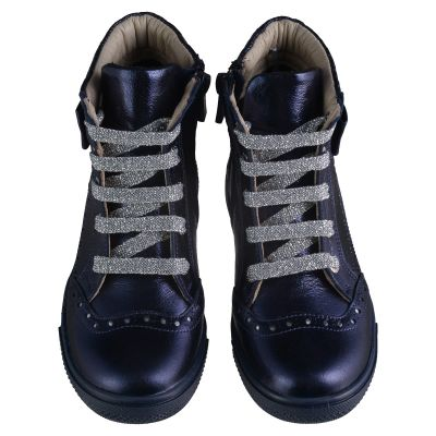 Ботинки для девочек 608 | фото 2