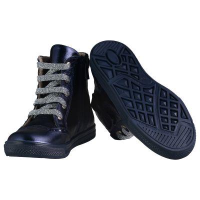 Ботинки для девочек 608 | фото 4