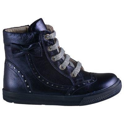 Ботинки для девочек 608 | Распродажа весенней детской обуви