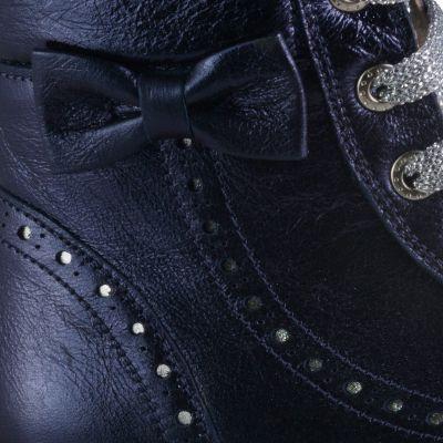 Ботинки для девочек 608 | фото 3