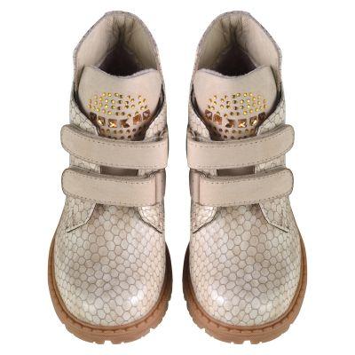 Ботинки для девочек 612 | фото 2