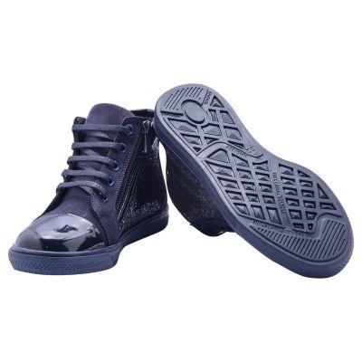 Ботинки для девочек 614 | фото 4