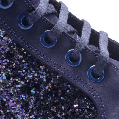 Ботинки для девочек 614 | фото 3