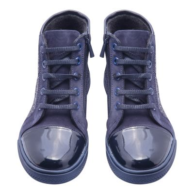 Ботинки для девочек 614 | фото 2