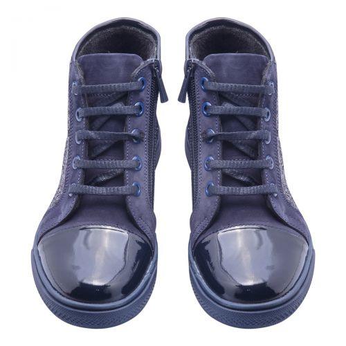 Ботинки для девочек 614   Детская обувь 21,8 см оптом и дропшиппинг