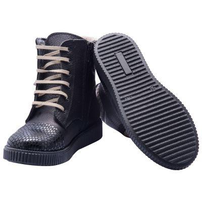 Ботинки для девочек 617 | фото 4