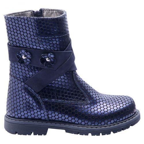 Ботинки для девочек 618 | Детская обувь 18,3 см оптом и дропшиппинг