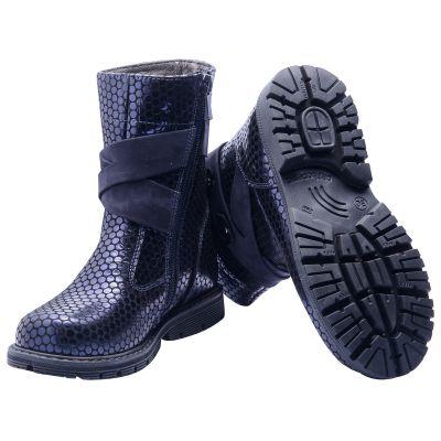 Ботинки для девочек 618 | фото 4