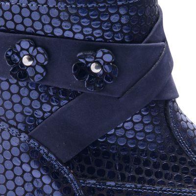 Ботинки для девочек 618 | фото 3