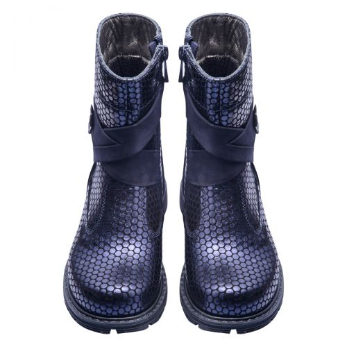 Ботинки для девочек 618 | Детская обувь 19,6 см оптом и дропшиппинг