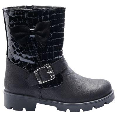 Ботинки для девочек 620 | Распродажа домашней детской обуви