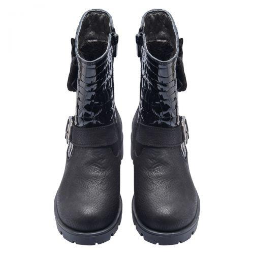 Ботинки для девочек 620 | Детская обувь 18,3 см оптом и дропшиппинг