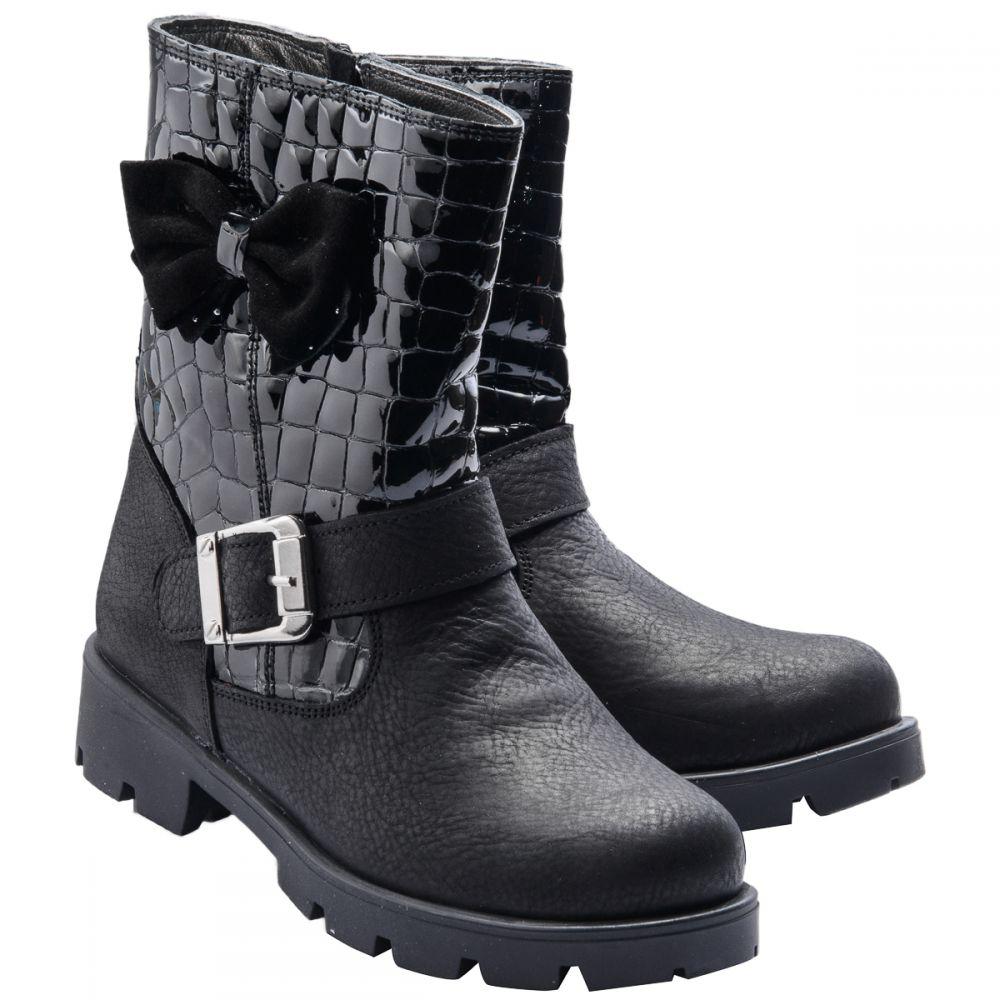 Чоботи для дівчаток 620  купити дитяче взуття онлайн 5f7e53d0f6846