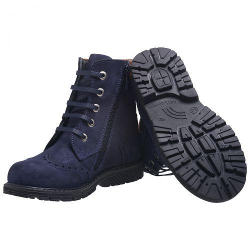 Зимние ботинки для мальчиков 621 | Детская обувь 18,3 см оптом и дропшиппинг