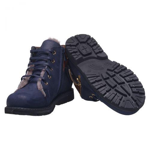 Зимние ботинки для мальчиков 622 | Детская обувь 20,8 см оптом и дропшиппинг