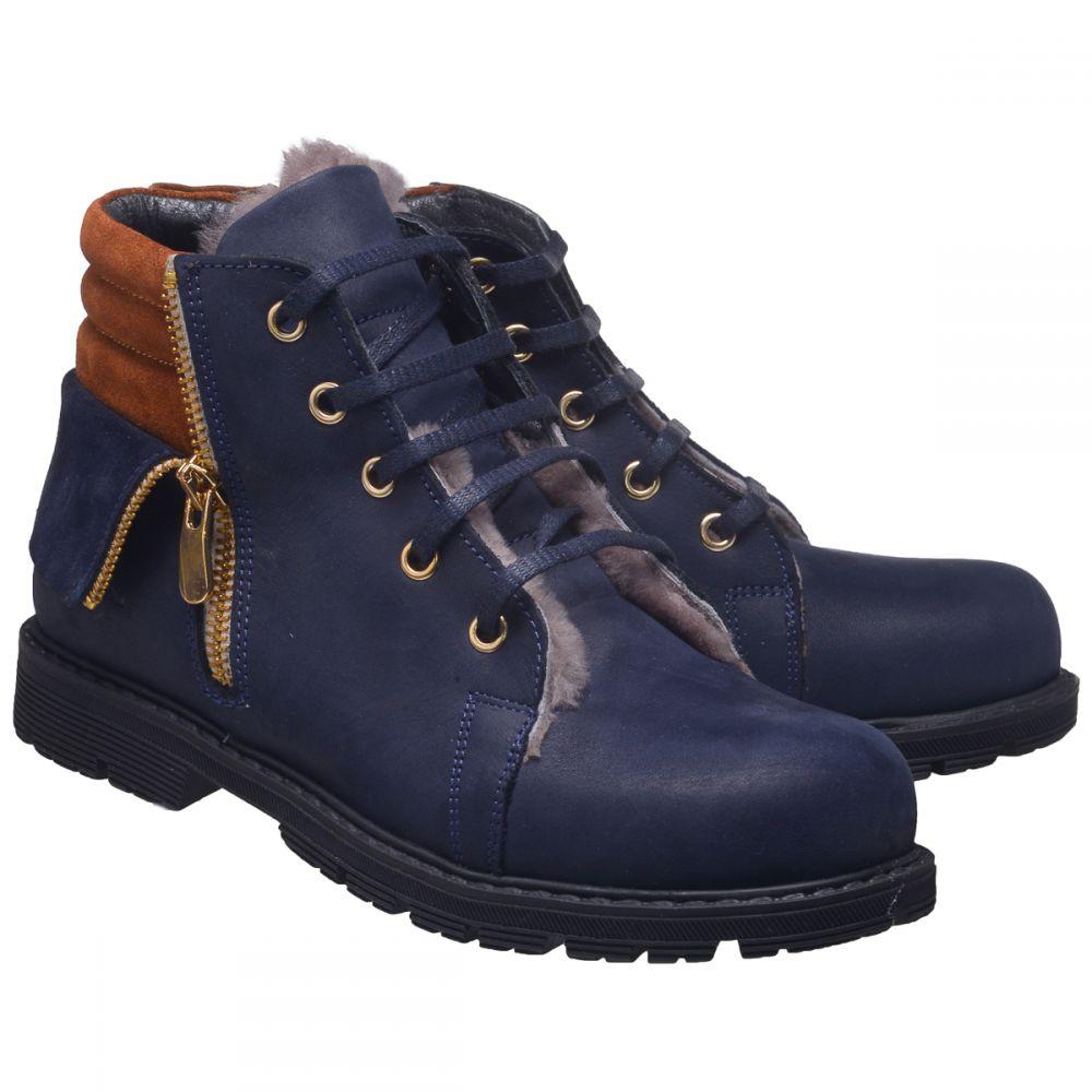 4469354f Зимние ботинки для мальчиков 622: купить детскую обувь онлайн, цена ...