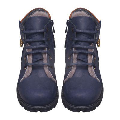 Зимние ботинки для мальчиков 622 | фото 2