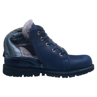 Зимние ботинки для мальчиков 622 | Детская обувь 35 размер 20,8 см