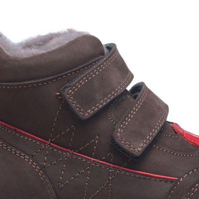 Зимние ботинки для мальчиков 623 | фото 3