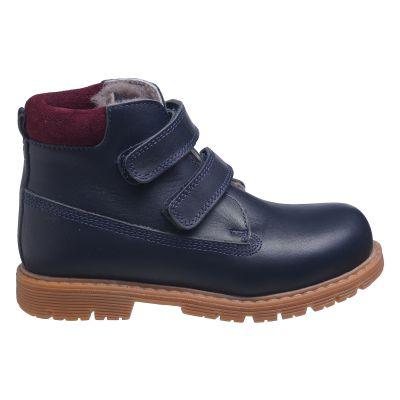 Зимние ботинки для мальчиков 624 | Распродажа зимней детской обуви