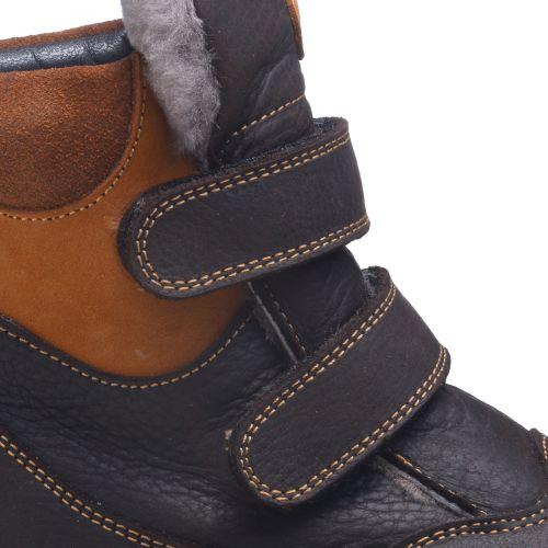 Зимние ботинки для мальчиков 627 | Детская обувь оптом и дропшиппинг