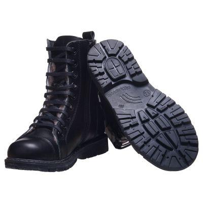 Зимние ботинки для мальчиков 628 | фото 4